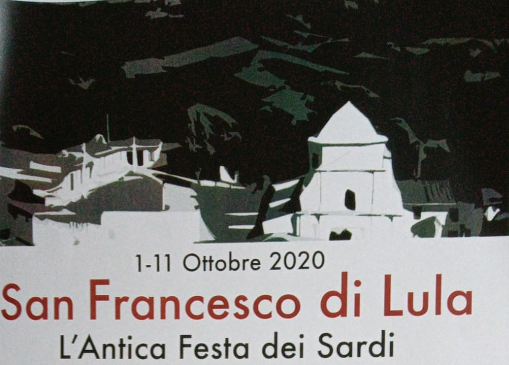 SOSPENSIONE FESTEGGIAMENTI CIVILI - PROGRAMMA GRANDI EVENTI SAN FRANCESCO 2020